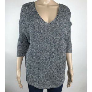 Express Womens Sweater Size XS Dolman 3/4 Sleeve Pullover Knit Top